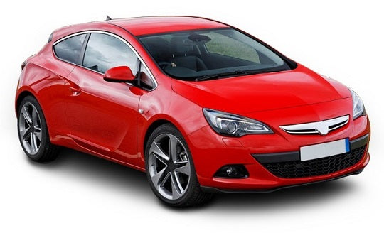 Vauxhall Astra 3 Door Hatchback 2012-2018