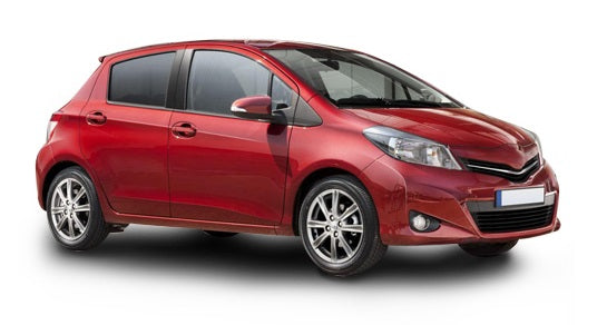 Toyota Yaris 5 Door Hatchback 2011-2014