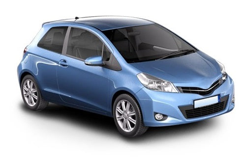 Toyota Yaris 3 Door Hatchback 2011-2014