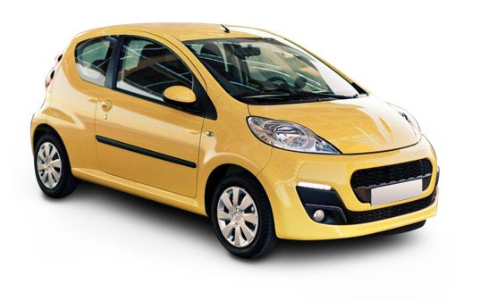 Peugeot 107 3 Door Hatchback 2012-2014