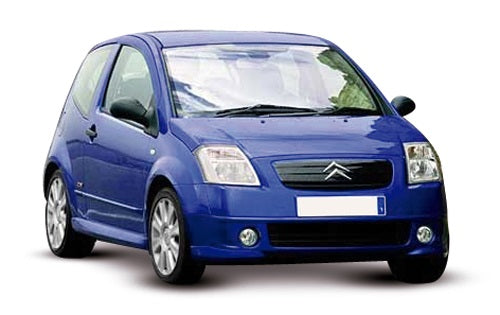 Citroen C2 Hatchback 2003-2008