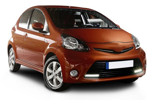 Toyota Aygo 5 Door Hatchback 2012-2014