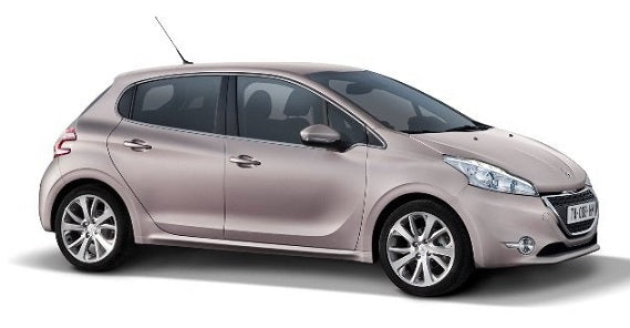 Peugeot 208 5 Door Hatchback 2012-2015