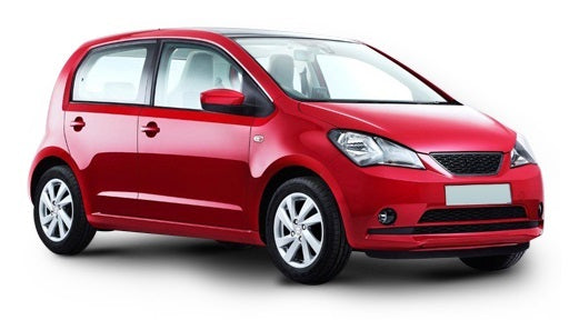 Seat Mii 5 Door Hatchback 2012-