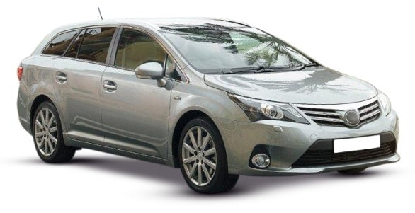 Toyota Avensis (Not Verso) Estate 2012-2015