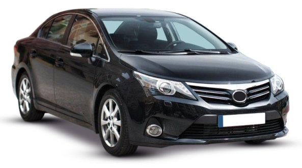 Toyota Avensis (Not Verso) Saloon 2012-2015