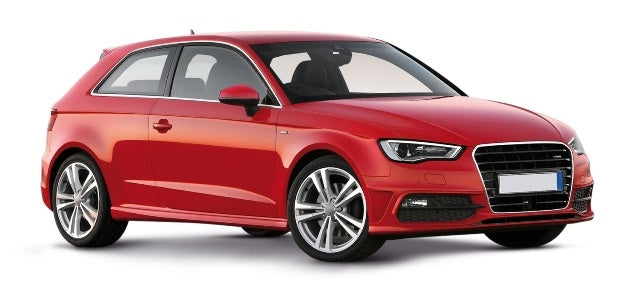 Audi A3 3 Door Hatchback 2012-2016