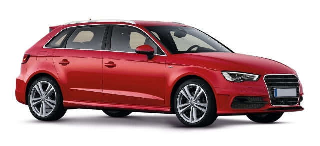 Audi A3 5 Door Hatchback 2012-2016