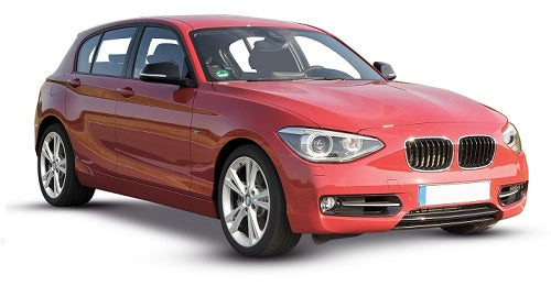 BMW 1 Series 5 Door Hatchback 2011-2015
