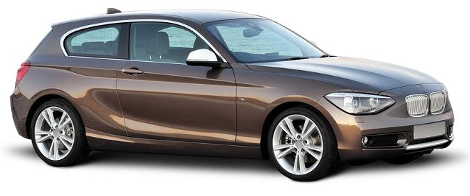 BMW 1 Series 3 Door Hatchback 2012-2015