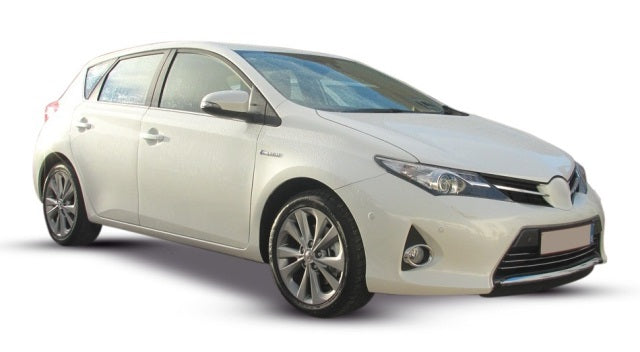 Toyota Auris 5 Door Hatchback 2013-2015