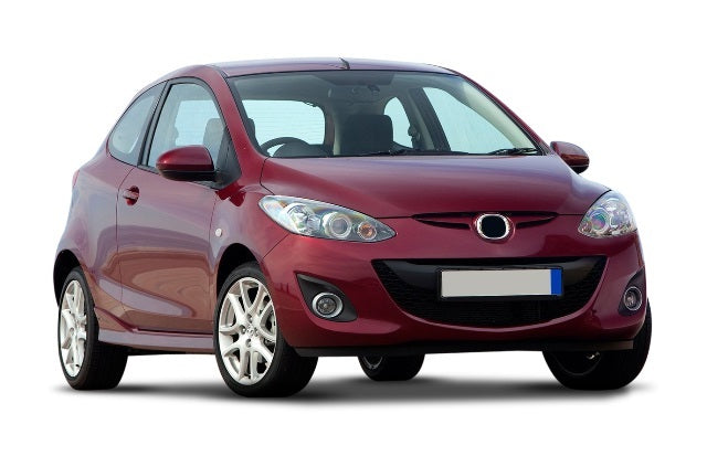 Mazda 2 3 Door Hatchback 2010-2015