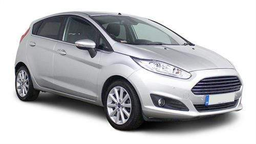 Ford Fiesta 5 Door Hatchback 2013-2017