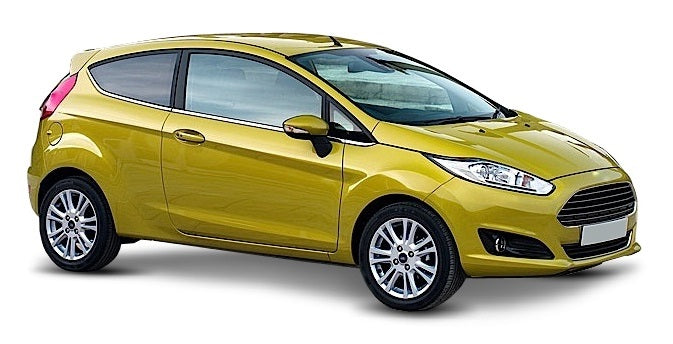 Ford Fiesta 3 Door Hatchback 2013-2017