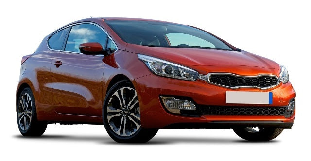 Kia Ceed Proceed Hatchback 2013-2016
