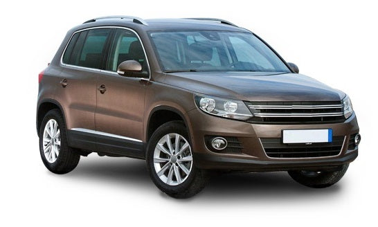 Volkswagen Tiguan Estate 2011-2016
