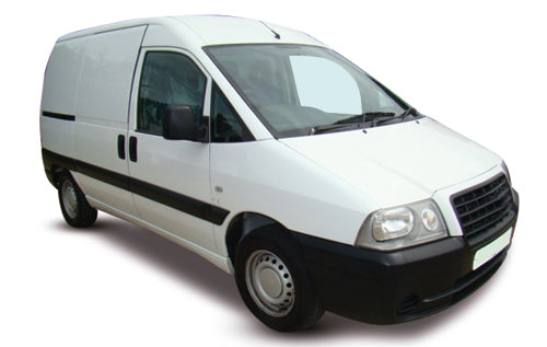 Citroen Dispatch Van 2004-2007