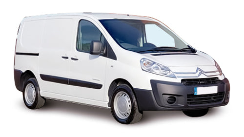 Citroen Dispatch Van 2007-2012