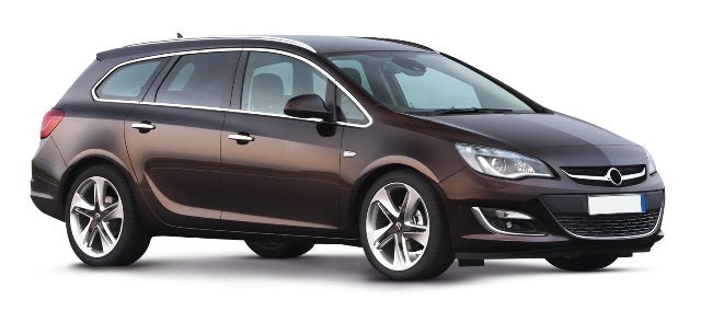 Vauxhall Astra 5 Door Estate 2012-2015