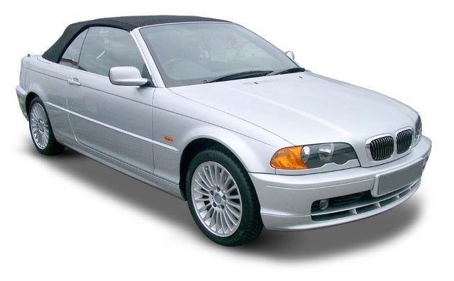 BMW 3 Series Cabriolet 1998-2003