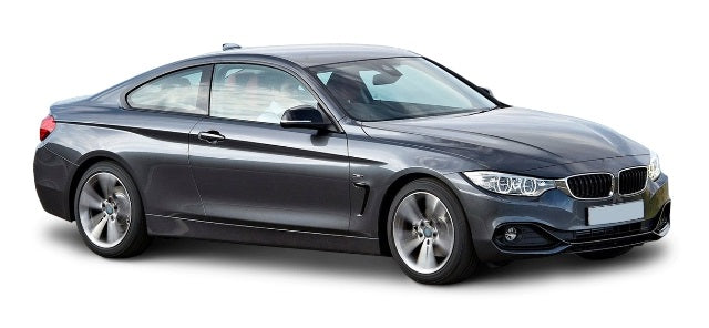 BMW 4 Series Coupe 2013-2017