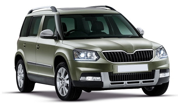 Skoda Yeti Hatchback 2016 Only