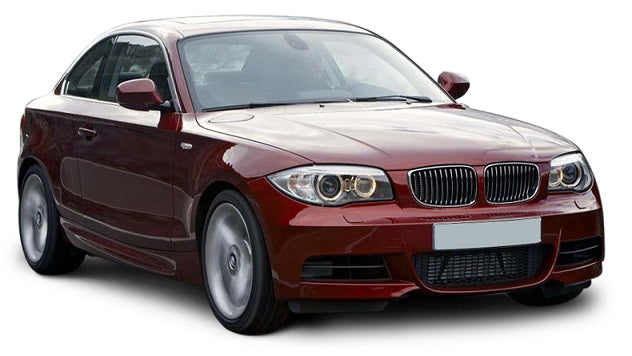BMW 1 Series Coupe 2011-2013