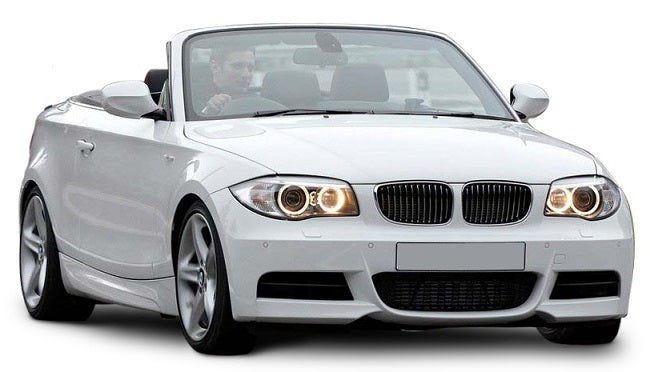 BMW 1 Series Cabriolet 2011-2013