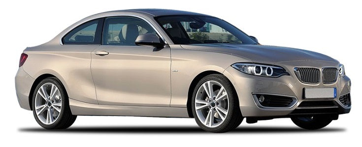 BMW 2 Series Coupe 2014-2017