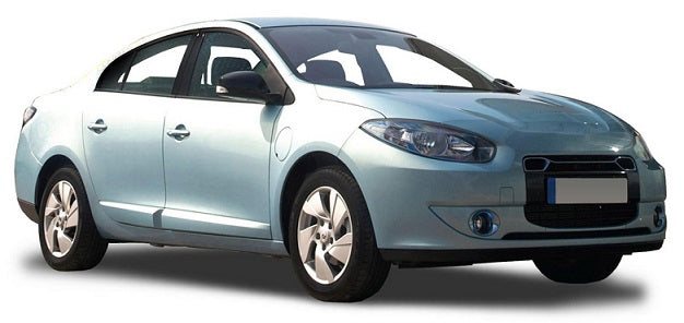 Renault Fluence Saloon 2012-2013