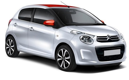 Citroen C1 5 Door Hatchback 2014-