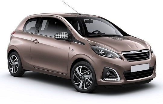 Peugeot 108 3 Door Hatchback 2014-