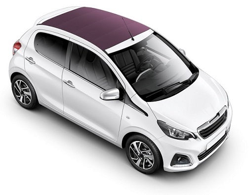 Peugeot 108 5 Door Hatchback 2014-