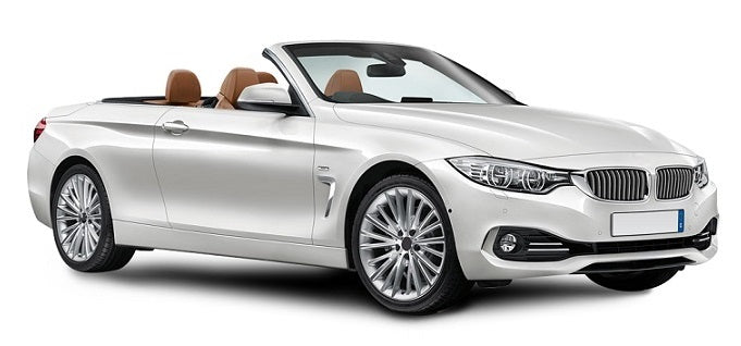 BMW 4 Series Cabriolet 2014-2017