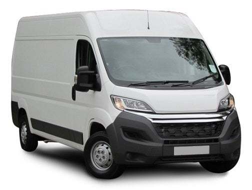Citroen Relay Van 2014-