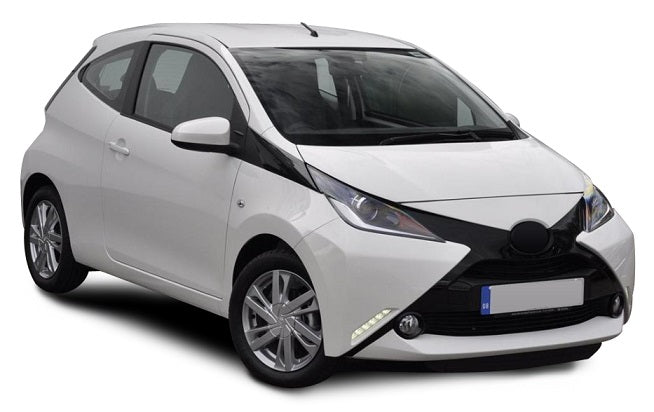 Toyota Aygo 3 Door Hatchback 2014-2018