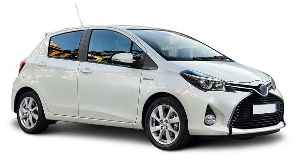 Toyota Yaris 5 Door Hatchback 2014-2017