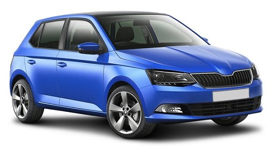 Skoda Fabia Hatchback 2016 Only
