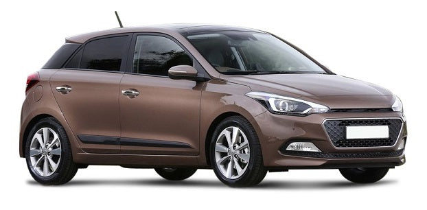 Hyundai I20 5 Door Hatchback 2015-2018