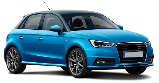 Audi A1 5 Door Hatchback 2015-2018