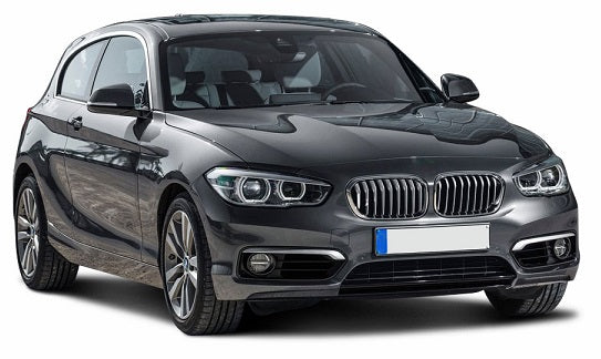 BMW 1 Series 3 Door Hatchback 2015-2019
