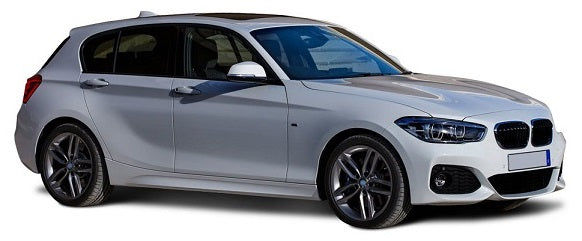 BMW 1 Series 5 Door Hatchback 2015-2019