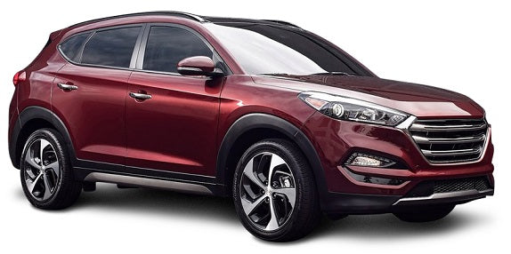 Hyundai Tucson Estate 2015-2018