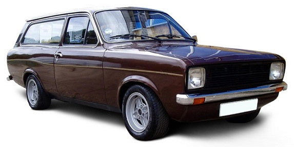Ford Escort 3 Door Estate 1975-1980