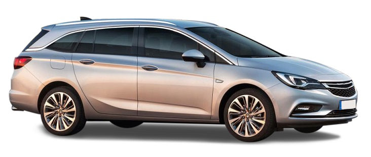 Vauxhall Astra 5 Door Estate 2016-2019
