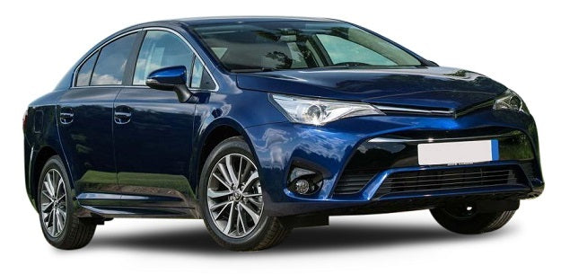 Toyota Avensis (Not Verso) Saloon 2015-2018