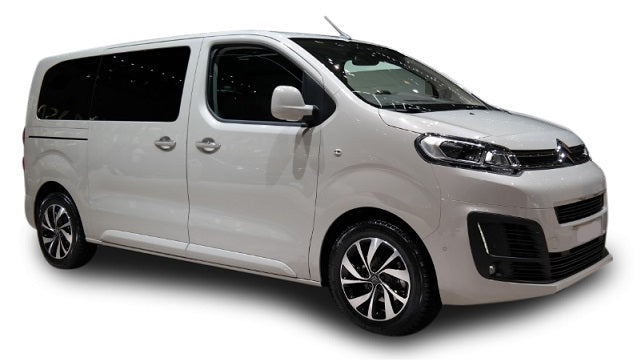 Citroen Spacetourer Estate/MPV 2016-