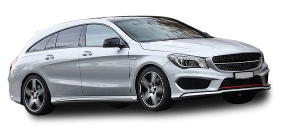 Mercedes CLA Estate 2015-2016