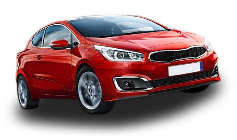 Kia Ceed Proceed Hatchback 2016-