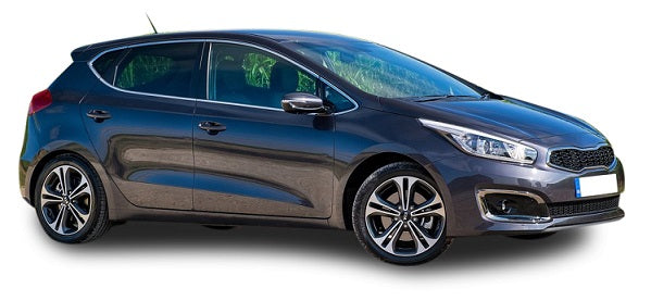 Kia Ceed (Not Proceed) Hatchback 2016-2018